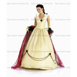 Patron de robe Impératrice (2479)