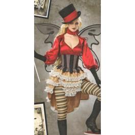 Patron de robe fantaisie / gothique 7809