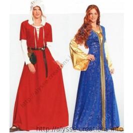 Patron de robe Guerlaine