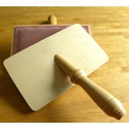 Cardes à main pour laine Kromski