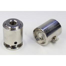 Outil de pose pour bouton à recouvrir de diamètre 10 mm
