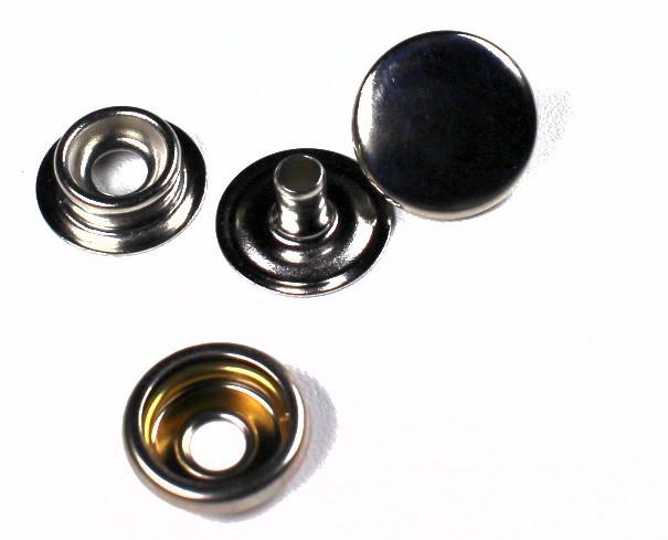 Bouton pression m1 par 100 pcs pour presse - Poser un bouton pression ...