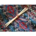 Aiguilles à chaussettes en bambou