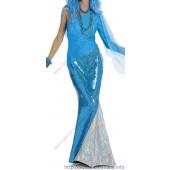 Patron de robe de sirène