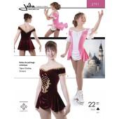Patron de robe de danse 2791