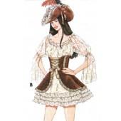 Patron de robe Geilis