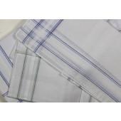 Mouchoir en tissu 100% coton - 40cmx40cm