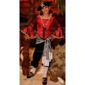 Patron de pirate (jeune fille)