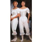 Patron de corset, chemise et pantalon  (7094)