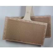 Handcards Leather extra fine Golden fleece