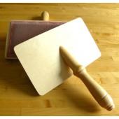 Kromski Hand carder for fine fibre
