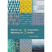 Weaving on 3 shafts - Erica De Ruiter
