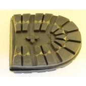 Talon pour botte et chaussure 9mm