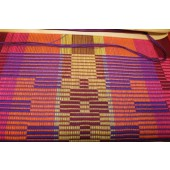 Coton cablé (fishnet) pour tapis