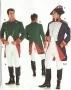 Patrons de costumes anciens masculins