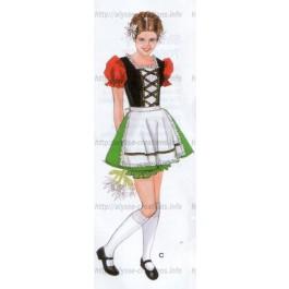 Patron de robe Mélodie-(7062)-