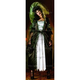 Patron de robe - Morticia