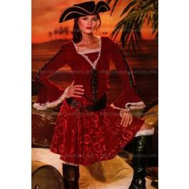 Patron de pirate Titiana