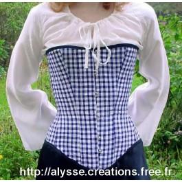Kit corset victorien
