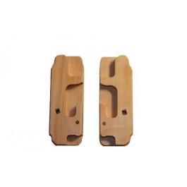 Kit fixation pour Harp - 1 peigne
