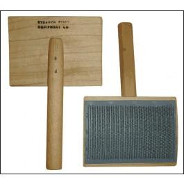 Cardes mini pour coton (la paire) Strauch