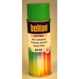 Bombe de peinture aérosol