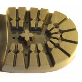 Talon pour botte ou chaussure de randonnée (20mm)(la paire)