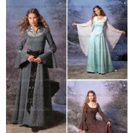 Patron de robe Evaelle (7075)