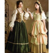 Patrons de robe Renaissance