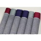 Mouchoir en tissu x 6 pièces - 100% Coton - 40cmx40cm